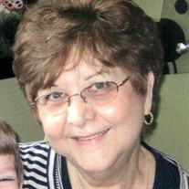 Patricia Sue McCarver