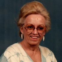 Mrs Annice Albright Weems