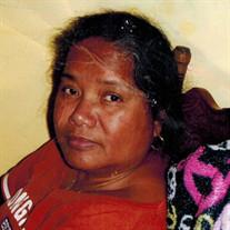 Maria Agustin Longoria