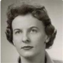 Phyllis Maxine Graver