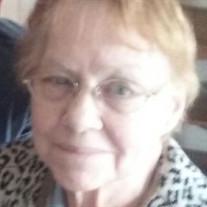 "Margaret ""Margie"" Louise Homan"