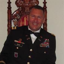 LTC (Ret) Randy Dale George