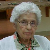 Alberta Mae Felty