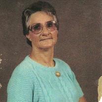 Pansy Evangeline Mills McCoy