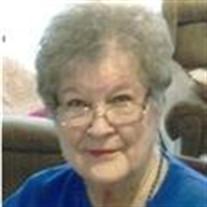 """Margaret """"Peggy"""" Williams"""
