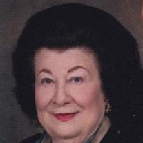 Billie Rice Goodall