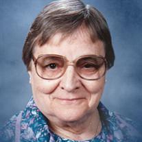 Mrs. Georgia M. Dix