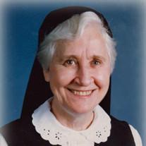 Sr. Mary Clare Aucoin, MHS