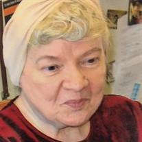 Elizabeth Mary Toth