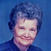 Mrs. Ruby Baxter Jennings
