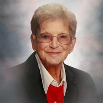 Juanita J. Pressley Cavanaugh