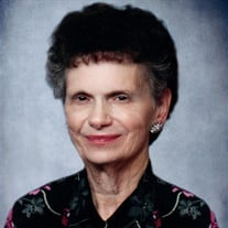 Betty Irene Marker