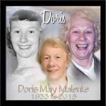 Doris M. Malenke