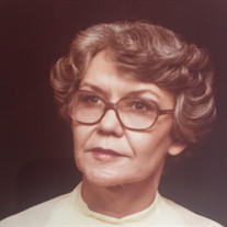 Margaret W. Weatherford