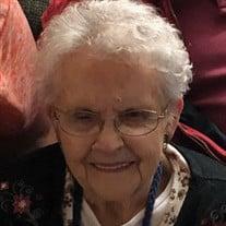 Agnes Dorothy Spencer