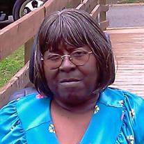 Dorothy Mae Williams Evans