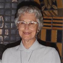 Mary Elizabeth Taylor