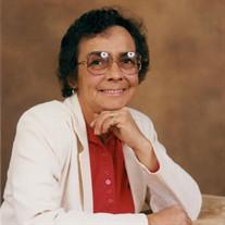Eulalia Bessie Raymond