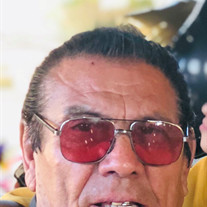 Ruben S Morales