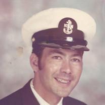 Chief Petty Officer Roy Thomas Talbott US Navy Ret