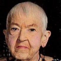 Mrs. Priscilla JoAnne Gray