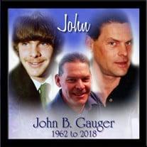 John B. Gauger