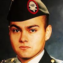 """Sgt. Daniel """"Danny"""" Villarreal Silva Jr"""
