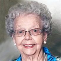 Mrs. Dorothy Anita Olson