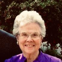 Norah Margaret Barker