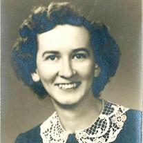 Madge Christine Evans Neblett