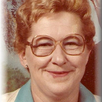 Mrs. Virginia Maude (Goff) Paddack