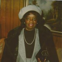 Gladys Odessa Collier