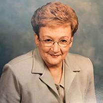 Mrs. Patsy Horton Wilson