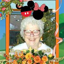 "Maxine Eloise ""Mickey"" Ahlers"