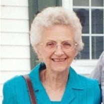 Gloria June Dolnosich