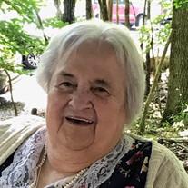Frances J Shelton