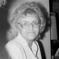 Geraldine Jane Barnouski