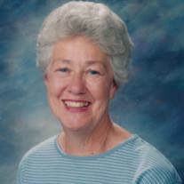 Frances Ann Mahar