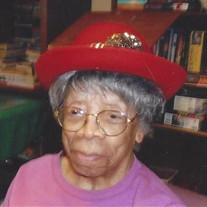 Mrs. Blanche B. Howard