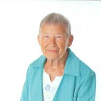 Gladys  May (Midge) Belville
