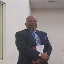 Minister Clarence L. Leday