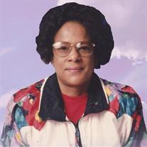 Mrs. Stenella   Jones