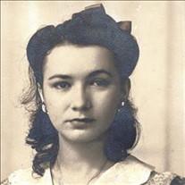 Mary Caroline Poppelreiter