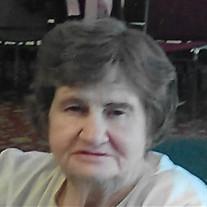 Mrs. Hazel Margaret Taylor (Akers)