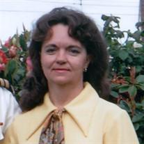 Mrs Peggy Lou Porter