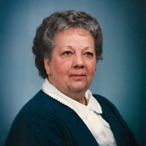Mrs. Peggy Ann Borts