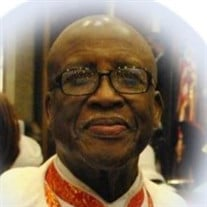 Bishop Billy Spivey Sr