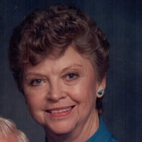 Mrs Frances Mitcham Stell