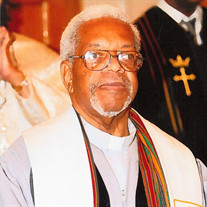 Rev. Maurice S. W. Moore
