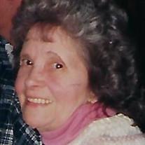 Doris F Bergeron